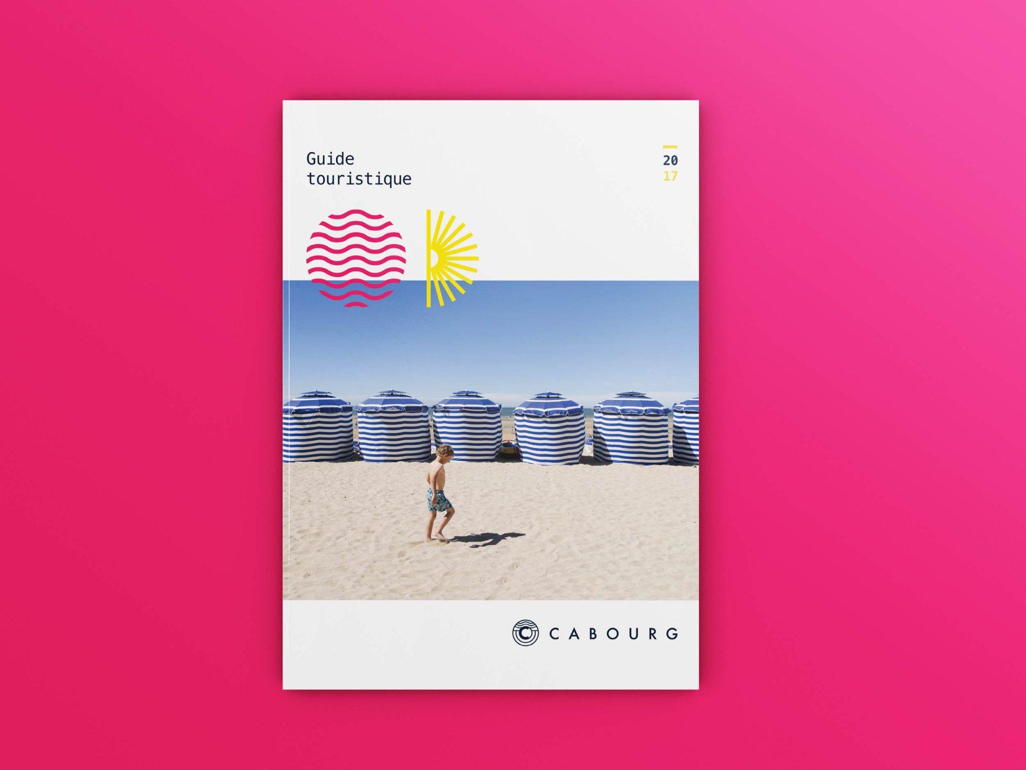 Guide touristique de Cabourg 2017