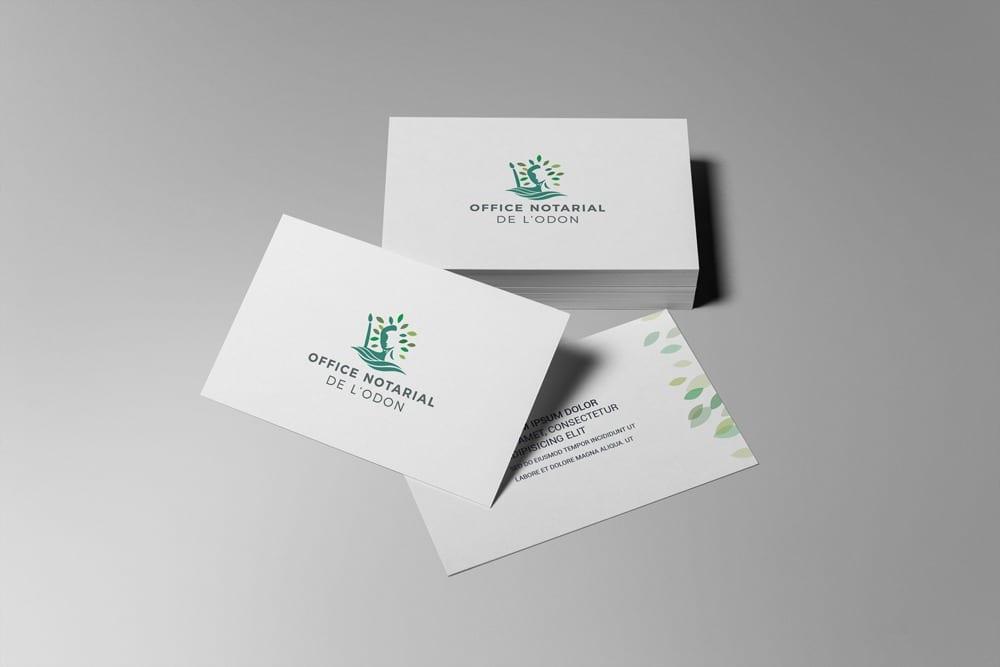 Logo office notarial
