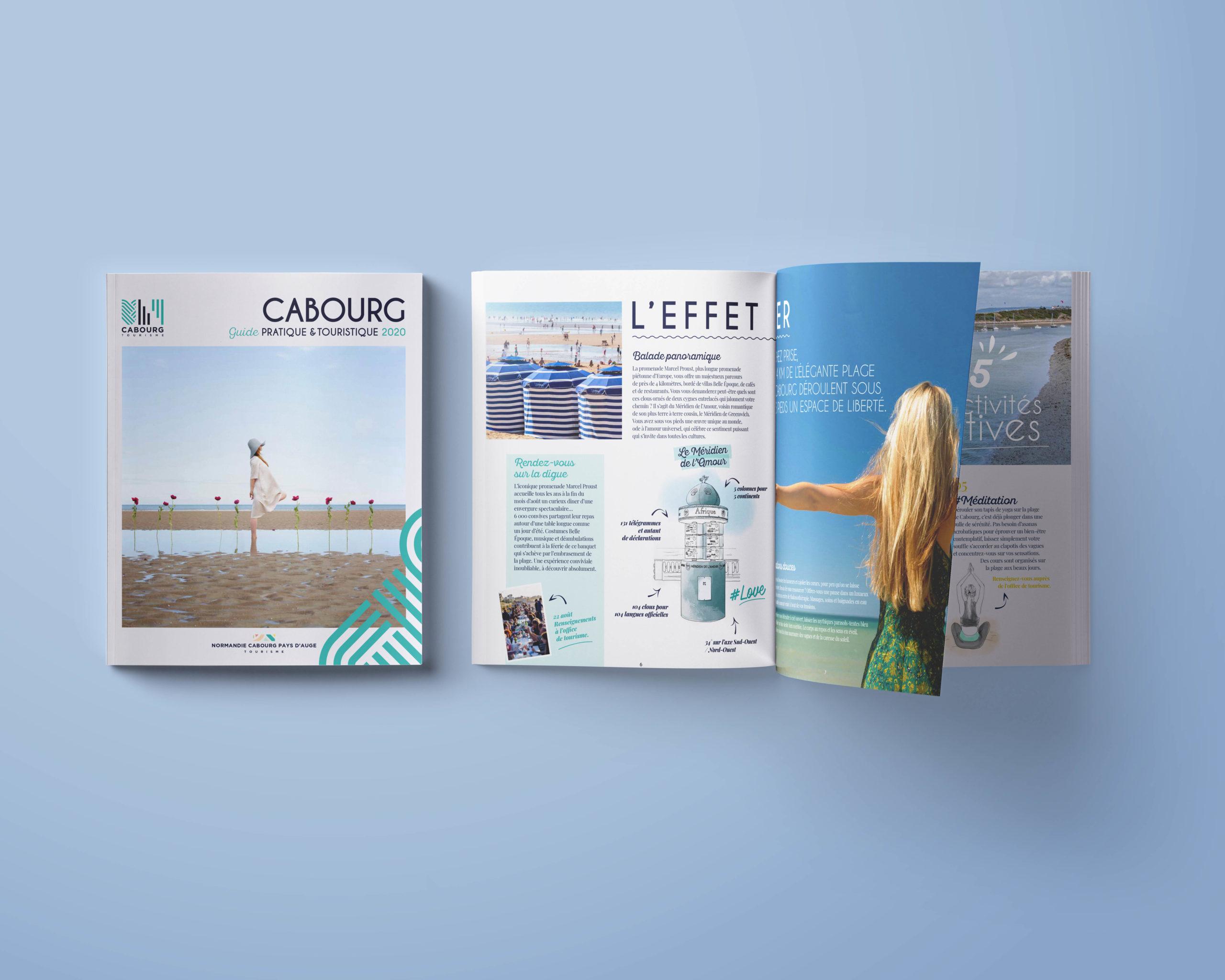 Guide touristique Cabourg