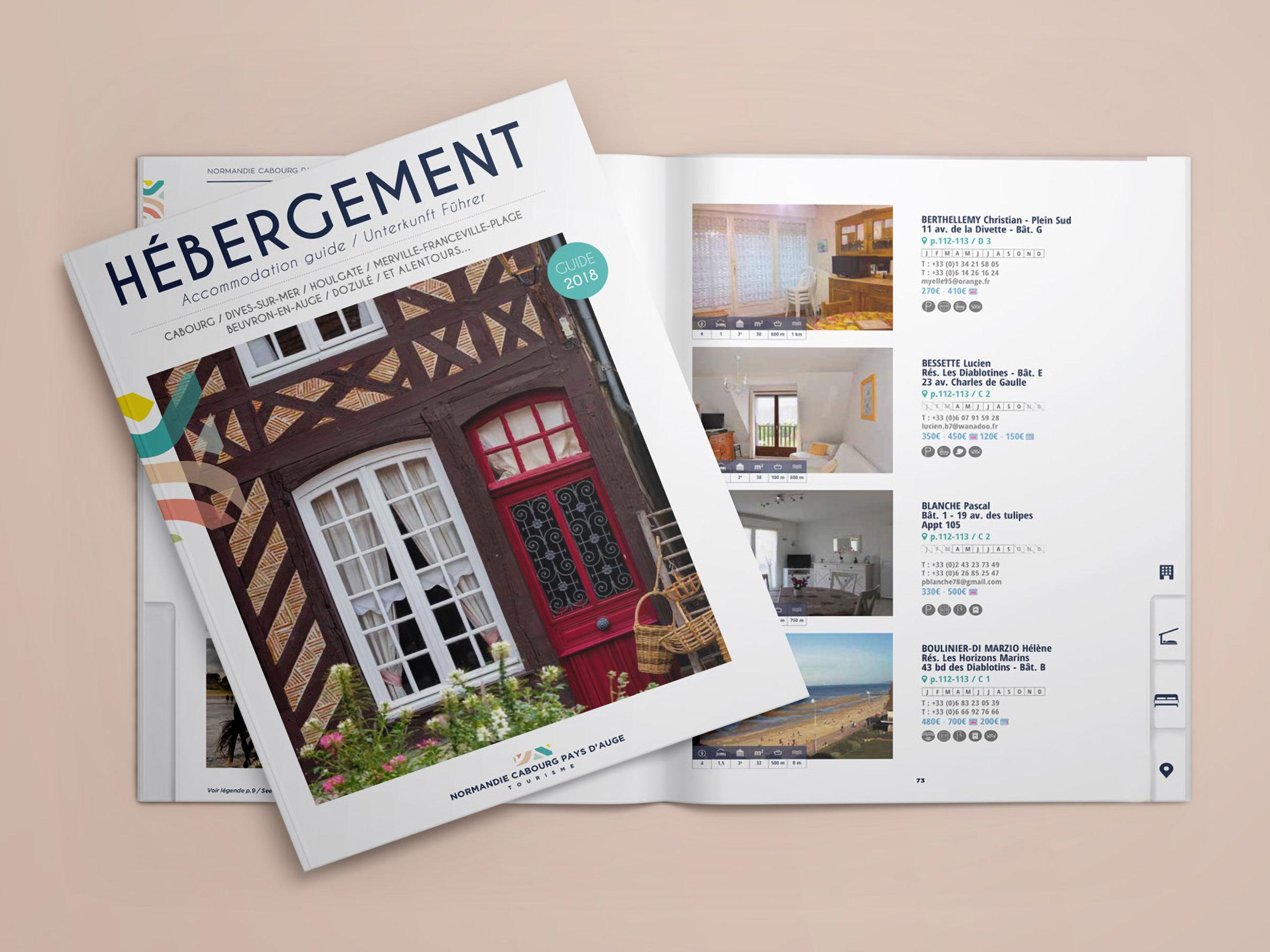 Guide hébergement Cabourg