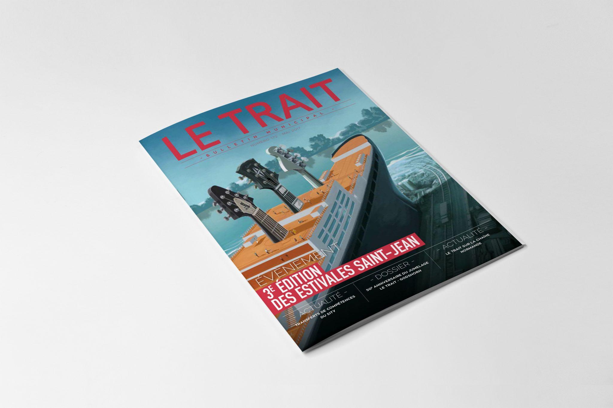 Magazine le trait