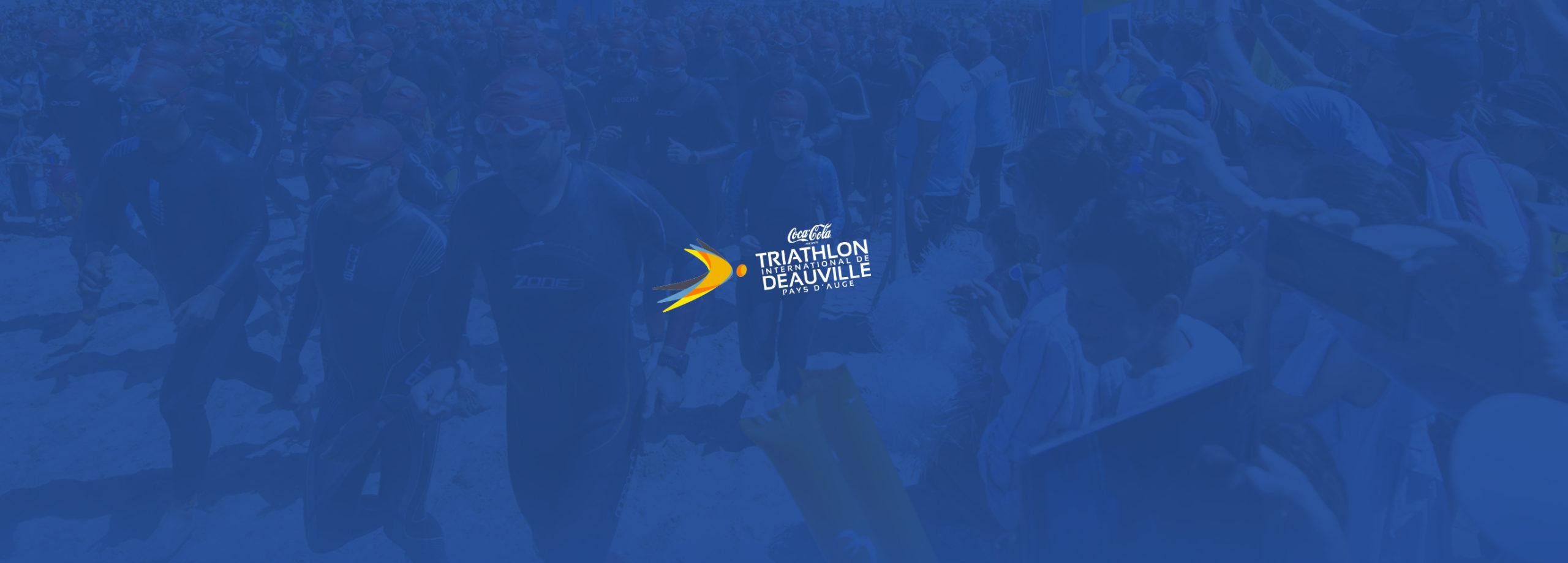 creation site web triathlon de Deauville