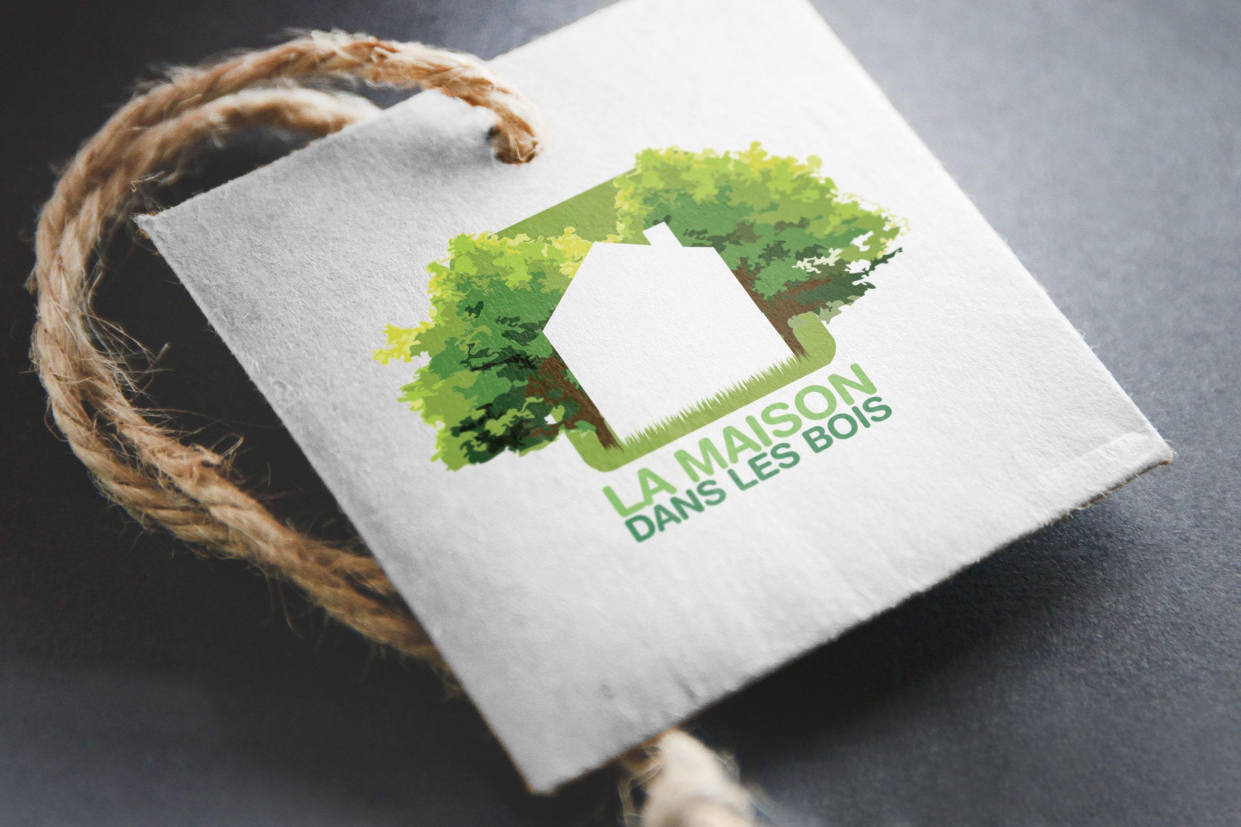 Logo la maison dans les bois