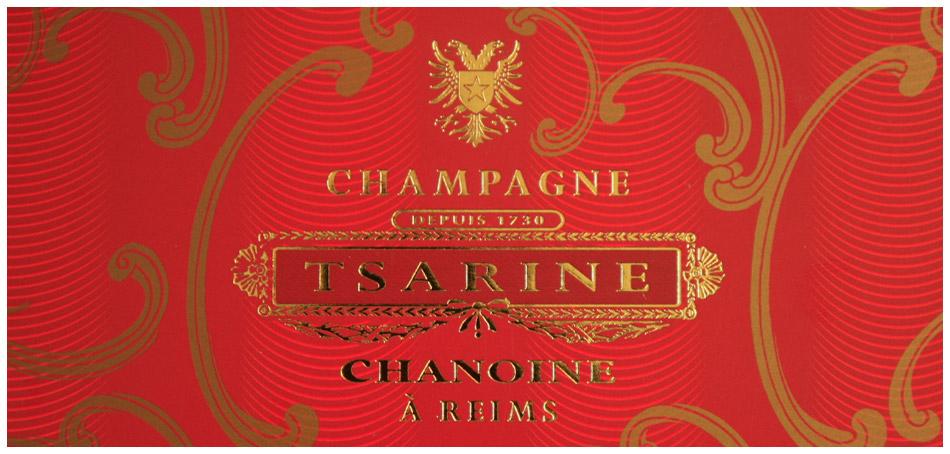 Visuel Champagne Tsarine