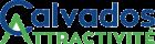 Logo Calvados Atractivité
